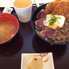 高知県/春のフォト投稿キャンペーン/GW/至福のひととき/おでかけ 食べて食べて😍❤️幸せな至福のひととき🎵…