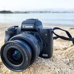 Canon キヤノン ミラーレス一眼カメラ EOS Kiss M ダブルズームキット EOSKissM-WZK-BK ブラック(ミラーレス一眼カメラ)を使ったクチコミ「ありがとう平成& 色々な写真・色々な思い…」