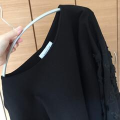 マワ ハンガー シルバー MAWA マワハンガー・人体ハンガー 110559(物干しハンガー、ピンチ)を使ったクチコミ「お洋服がずれ落ちないハンガー。 使い心地…」