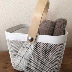 収納/住まい/イケア/暮らし/洗面所収納/バスルーム 洗面所やキッチンなどで活躍するイケアのメ…