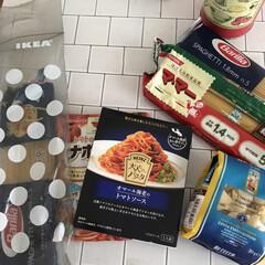 バリラ スパゲッティ No.3 700g 3個(その他麺類、パスタ)を使ったクチコミ「私はパスタが大好きなので、明日の材料はい…」
