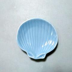 貝殻/夏雑貨/雑貨/夏小物/ミーツ/meets/... meetsで一目惚れ😍 丸い石鹸を乗せる…