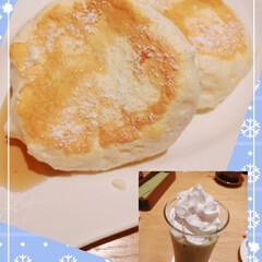 ランチ/むさしの森珈琲/パンケーキ/おでかけ/おすすめアイテム/暮らし/... ランチ🍴(*´ω`pq゛  ランチの後、…