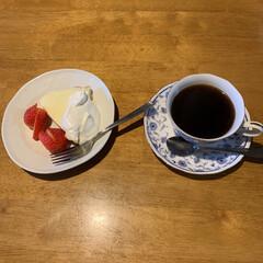 フォロー大歓迎/おうちカフェ おうちカフェOPENしました。 コーヒー…