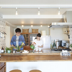リノベーション/キッチン