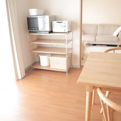 シンプルインテリア/インテリア/収納/キッチン収納/無印良品 食器棚に食器が置けなくなりました👶🏻 引…