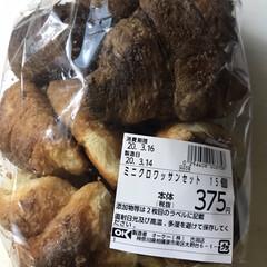 お買い得/クロワッサン/ミニクロワッサン/オーケー/OK/節約 OKのパンが好きでよく買いますが、このミ…