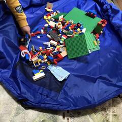 レゴ収納/レゴブロック収納/お片付け/アマゾン/Amazon/収納/... うちの中でレゴばかりしている次男。それは…