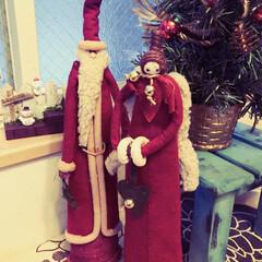 天使/サンタクロース/サンタさん/クリスマス/おでかけ/雑貨/... 10年以上前に鎌倉の雑貨屋で一目惚れした…