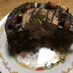 シフォンケーキ パルシステムから購入したシフォンケーキで…(3枚目)