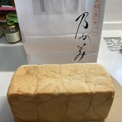 のがみ/生食パン 久々ノガミのパン買いました。 たまに食べ…