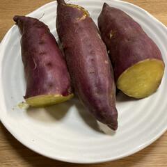 さつまいも さつま芋の美味しい季節になってきましたよ…(1枚目)