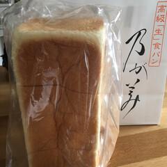 乃が美パン/朝食 暑くなってきたので久々乃が美のパン🍞買い…