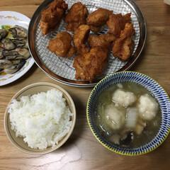 料理 今日のお夕飯、もう食べてしまいました。こ…
