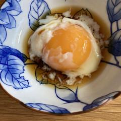 温泉卵/失敗/煮卵/茹で卵 煮卵作ったんだけど、茹で卵の時点で失敗‼…(2枚目)