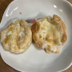 グラタンパイ グラタンパイを作りました。 冷凍パイシー…(2枚目)