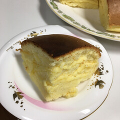 手作りお菓子 今しがた台湾カステラを初めて焼いてみまし…