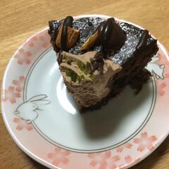 シフォンケーキ パルシステムから購入したシフォンケーキで…(4枚目)