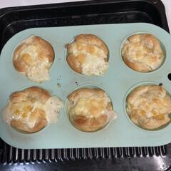グラタンパイ グラタンパイを作りました。 冷凍パイシー…(1枚目)