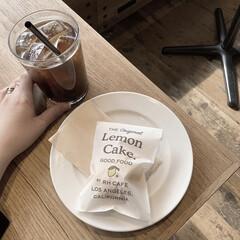 コーヒー/ロンハーマンカフェ/ロンハーマン/カフェ巡り/カフェ/おでかけワンショット/... 大好きな.*RHCカフェ🏄.* . 久し…