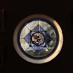 ステンドグラス/窓/開口/令和元年フォト投稿キャンペーン/令和の一枚/はじめてフォト投稿/... なにこれオシャレな開口
