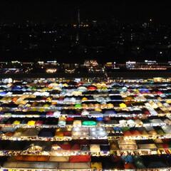 フォトジェニ文化/タイ/マーケット/令和元年フォト投稿キャンペーン/令和の一枚/はじめてフォト投稿/... タイのマーケット 比較的新しくできたマー…(1枚目)
