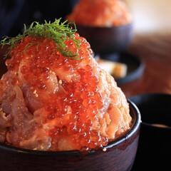 美食/熱海/海鮮丼/令和元年フォト投稿キャンペーン/おすすめアイテム/令和の一枚/... 熱海にある、デカ盛り海鮮丼! 新鮮で凄く…