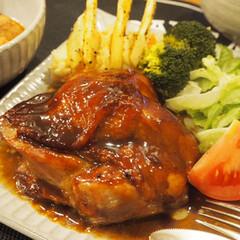 鶏もも肉/ローストチキン/レシピ/料理/クリスマス ローストチキン   *材料* 鶏もも肉 …