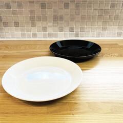 イッタラ iittala ティーマ ホワイト 007248 プレート 15cm | イッタラ(皿)を使ったクチコミ「我が家で一番よく使う、平らなお皿はこのサ…」(1枚目)