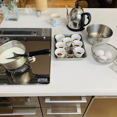 柳 宗理 ステンレス 片手鍋 18cm つや消し 日本製 | 柳宗理(片手鍋)を使ったクチコミ「あっ、最近夫の好物作ってないな。 って時…」