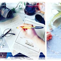 手紙/アクセサリー/LIMIAインテリア部/雑貨/暮らし/住まい/... . . . 年に一度学生時代にホームステ…