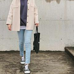 30代ファッション/30代コーデ/アラフォーコーデ/アラフォーファッション/ママコーデ/ママファッション/... このジャケット、先月「しまむら」で購入し…(3枚目)