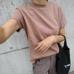 coordinate/コーディネート/ファッション/fashion/アラフォー主婦/アラフォーファッション/... 今日も夏みたいな天気。 ランニング🏃♀…