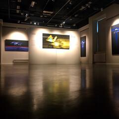 パネル/ロシア/世界初/世界/写真/質感/... 内山アキラさんの展覧会 ロシア サンクト…(2枚目)