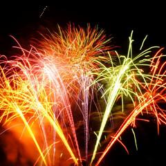 令和元年フォト投稿キャンペーン/令和の一枚 横浜開港祭での花火です。(1枚目)