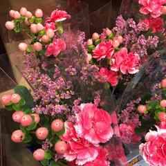 ライフ/花屋さんの花/スーパーマーケット/わたしのお盆 2、2019年8月18日、トナリエの花屋…