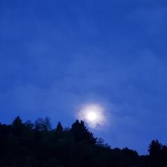 LIMIAスイーツ愛好会 とってもきれいなお盆の月でした🌙
