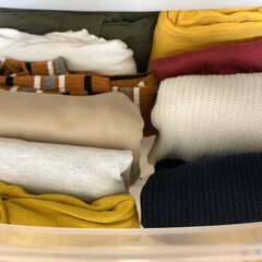 ワーママ/アラサーママ/海老原葉月/整理収納アドバイザー/整理整頓/服の収納/... 今日は洋服の見直しをしました!  シーズ…