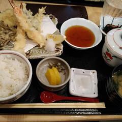 暮らし 美味しい天ぷらランチとカフェにほっこり満…(1枚目)