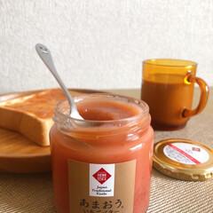 あまおういちごバター/あまおう/成城石井 おはようございます。  先日抽選販売で当…