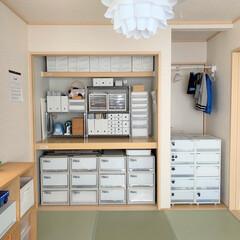 IKEA KNAPPAペンダントランプ | イケア(その他キッチン、台所用品)を使ったクチコミ「子ども部屋にしている和室では、イケアのペ…」
