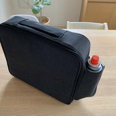 Iwatani カセットコンロ カセットフー エコプレミアム CB-ECO-PRW イワタニ 岩谷 | カセットフー(カセットコンロ)を使ったクチコミ「カインズホームでカセットコンロ用ケースを…」(3枚目)