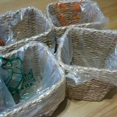 整理収納/整理収納アドバイザー/賃貸インテリア/ゴミ袋/レジ袋/レジ袋有料化 【レジ袋有料化にあたり】  わが家ではレ…(2枚目)