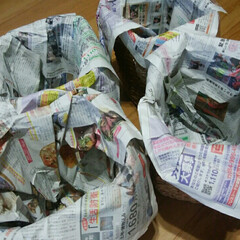 整理収納/整理収納アドバイザー/賃貸インテリア/ゴミ袋/レジ袋/レジ袋有料化 【レジ袋有料化にあたり】  わが家ではレ…(3枚目)