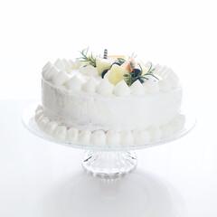 料理/ケーキ/手作りケーキ/ショートケーキ/フルーツケーキ/スリーコインズ/... 夏のフルーツケーキ
