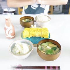だし巻き卵/大根おろしアート/グルメ/料理/和食/和食器/... 大根おろしアートに挑戦