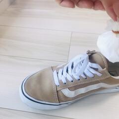 パックス重曹F 2kg | パックスナチュロン(その他メイク道具)を使ったクチコミ「靴の中には手作り消臭剤を入れています★お…」
