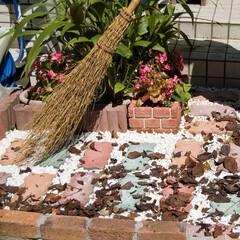 住まい/リノベーション/一戸建て/マンション/注文住宅/DIY/... 小砂利をカチッとかためて普段のお手入れが…