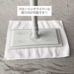 拭き掃除/マイクロファイバー/100円ショップ/ダイソー商品/ダイソー購入品/DAISO/...  掃除に欠かせないマイクロファイバー雑巾…