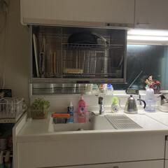 ストック品/カップスープ/最近のお気に入り/キッチン/週末リセット 週末リセット✨  流し台をキレイにしたら…
